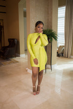 "The ""Lime"" Tia Dress"
