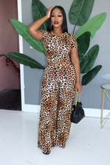 "The ""Leopard Girl"" 2-Piece Set"