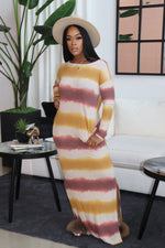 "The ""I'm a Lady"" Maxi Dress"