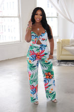 "The ""Island Girl"" Multi Jumpsuit"