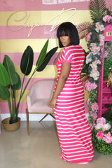 "The ""Cici""Pink Dress"