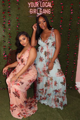 "The ""Flower Bomb"" Floral Dresses"