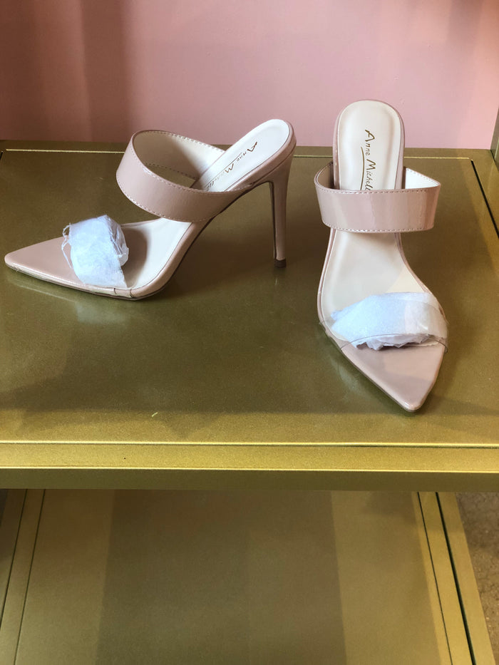 "The ""Kimmy Nude"" Heels (Final Sale)"