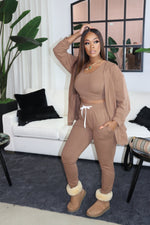 "The ""On the Run"" Mocha Set"