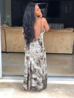"The ""Olive"" Backless Maxi Dress"