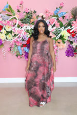 "The ""All Day"" Tye-Dye Maxi Dress"