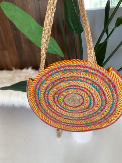 "The ""Going In Circles"" Multi Bag"