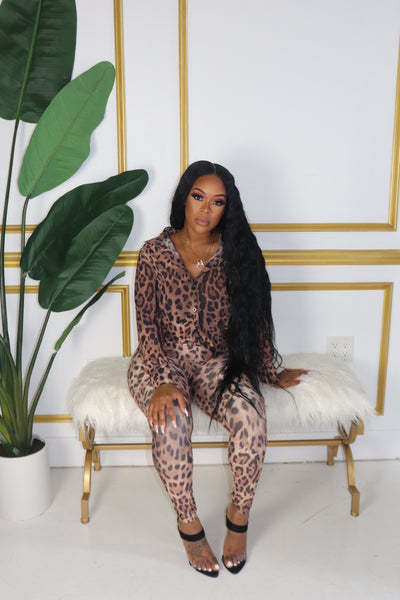 "The ""It's All About me"" Leopard Set"