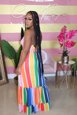 "The ""It's A Colorful Kind of Day"" Maxi Dress"