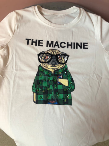 "The ""Machine Guy"" T-Shirt (Final Sale)"