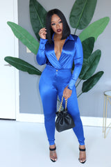 "The ""Barbie"" Blue 2-Piece Set"