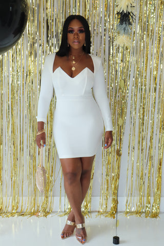 "The ""White Affair"" Dress"