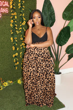"The ""Leopard"" Backless Dress Ship date 2/17/20"
