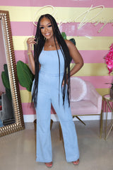 "The ""Jean Me Out"" Jumpsuit"