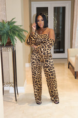 "The ""Stepping Out"" Leopard Set"