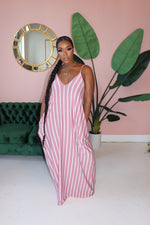 "The ""Chill Girl"" Mauve Maxi Dress"