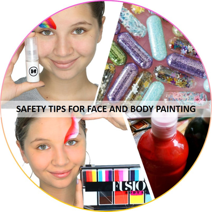Top 10 Safety and Hygiene Tips for Face Painting - The Ultimate Guide