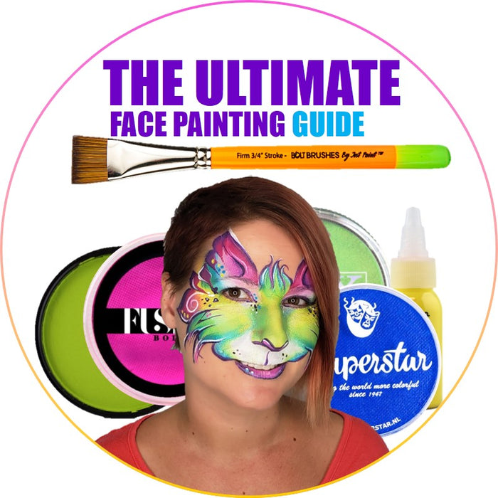 How to Start and Run a Face Painting Business - The Complete Guide