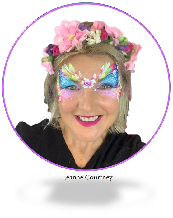 Five minutes with Leanne Courtney, Creator of Leanne's Collection and Leanne's Rainbow Brushes
