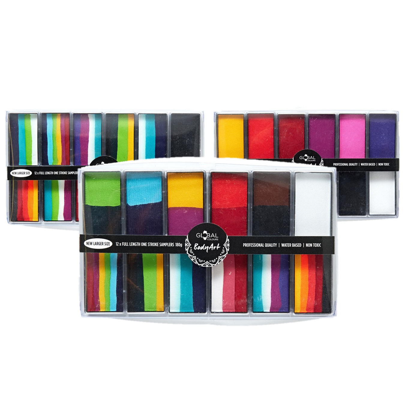 Global Face Painting Palettes