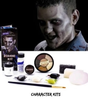 Character Face Painting Kits