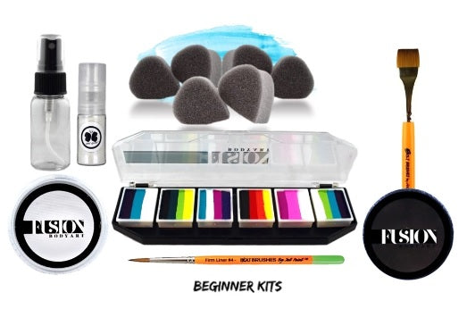 Beginner Face Painting Kits