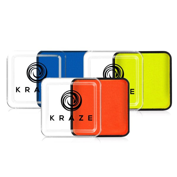 Kraze FX Special Effects Paints - Neon Colors