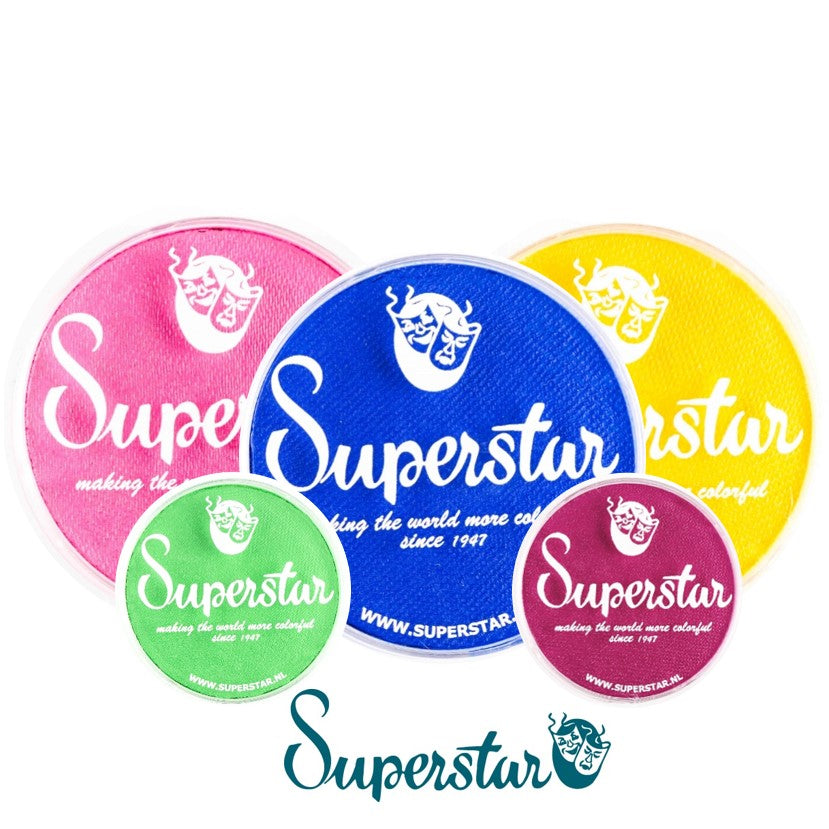 Superstar Face Paints - Regular 16gr and 45gr Colors