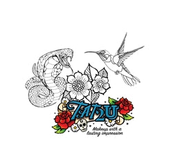 TAT2U Temporary Tattoo Transfers