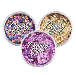 Art Factory Loose Chunky Glitter