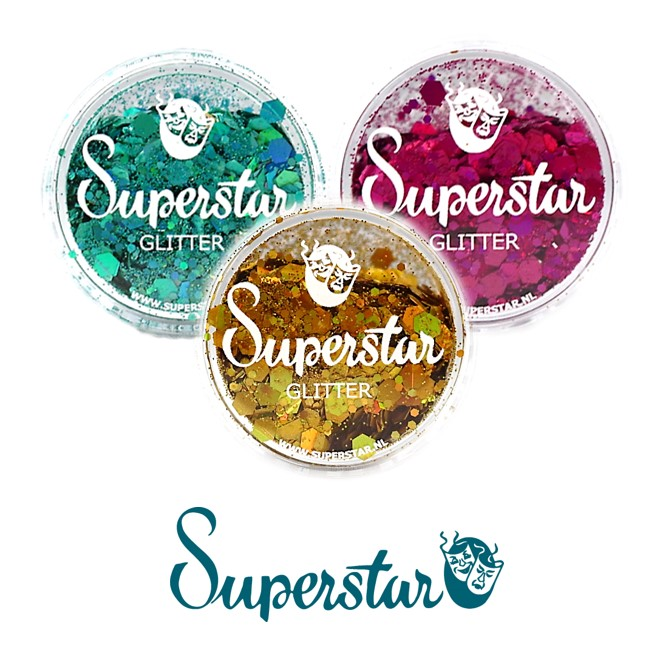 Superstar Loose Chunky Glitter