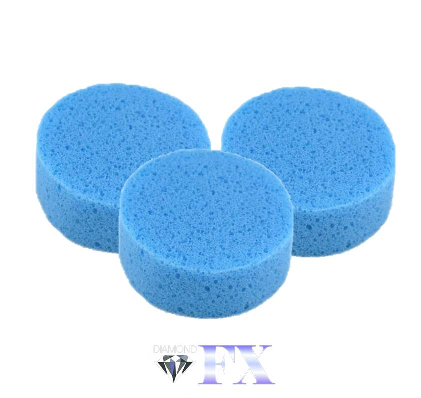 Diamond FX Face Painting Sponges
