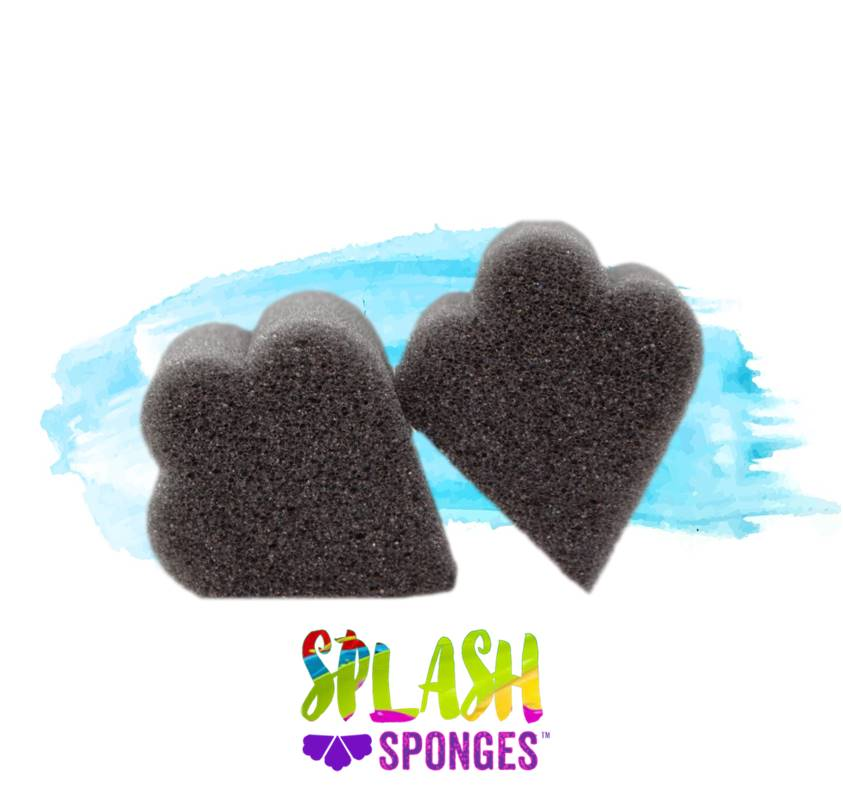 Splash Face Painting Sponges by Jest Paint