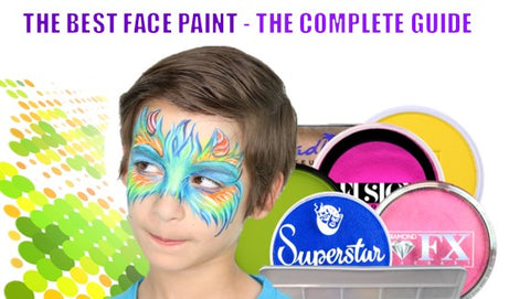 Best Face Paint - The Complete Guide