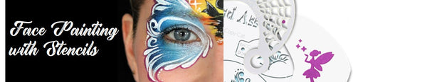 Face Painting Stencils Ultimate Guide with Instructions and Top 20 Selection