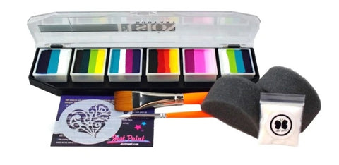 Fusion Body Art Face Painting Kit