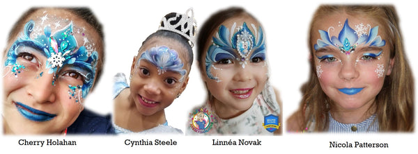 The Ultimate Frozen Face Painting Guide Jest Paint Store