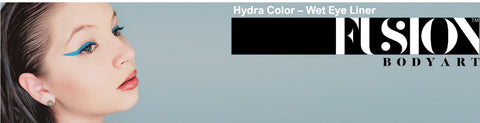 Fusion Body Art Hydra Color - Wet Eye Liner