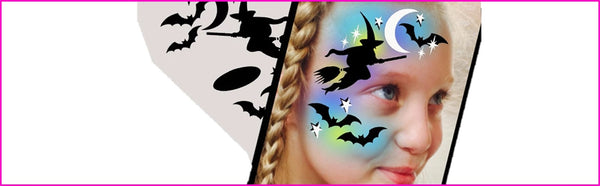 Full Face Face Painting Designs