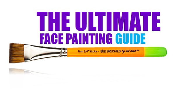 The Ultimate Face Paint Guide