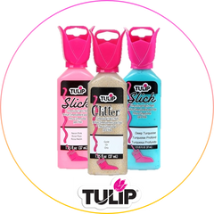 Tulip Dimensional Fabric Paint | Bling Builder