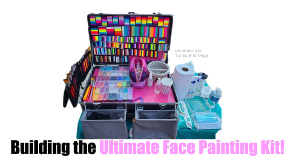 ultimate face painting kit blog post by anna wilinski