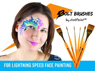 Jest Paint's New Bolt Brushes
