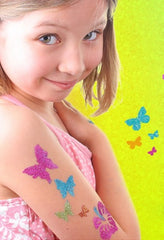 How to Make Temporary Tattoos and Glitter Tattoos for Kids — Jest ...