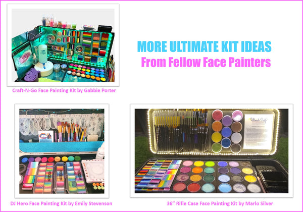 face painting kit ideas jest paint