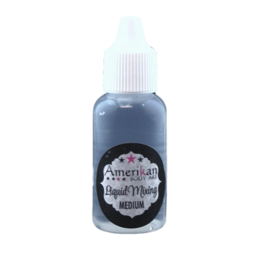 Amerikan Body Art | Cosmetic Liquid Mixing Medium (1/2oz)  #3 - Jest Paint Store