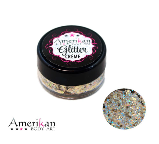 Amerikan Body Art | CHUNKY Glitter Cremes - ASTERIOID - 10gr