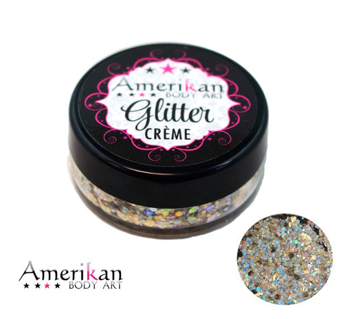 Amerikan Body Art | CHUNKY Glitter Cremes - ASTEROID - Pro Jar (20gr)