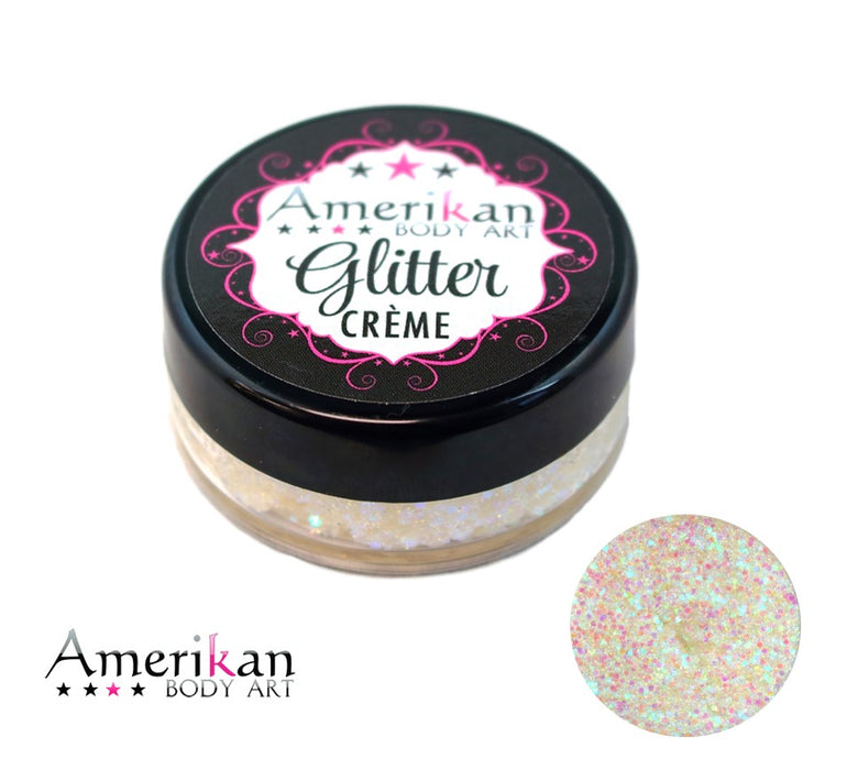 Amerikan Body Art | CHUNKY Glitter Cremes - BIOSPHERE - Pro Jar (20gr) - Jest Paint Store