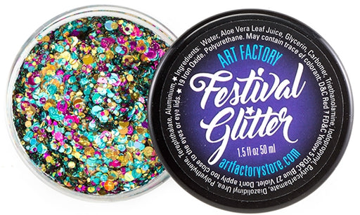 Festival Glitter - Chunky Glitter Gel - Unicorn Pop - 1.5 oz